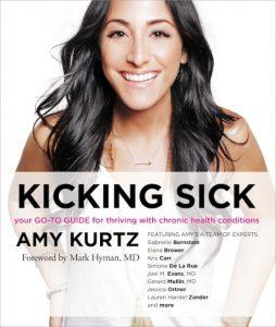 Kicking Sick by Amy Kurtz